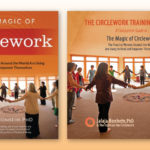 "Book Covers for ""The Magic of Circlework"" and ""The Circlework Training Manual"""