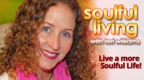 Soulful Living with Teri Williams logo